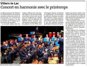 harmonie concert printemps